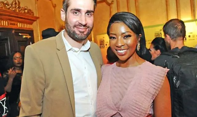 Presenter Pearl Modiade Defends Her Baby Daddy