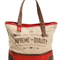 "Tasche ""Supreme"" Canvas"