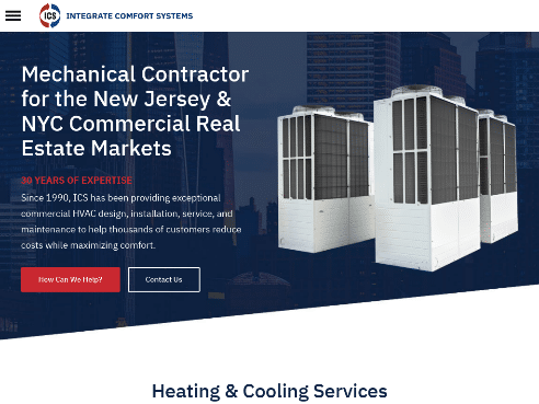 Integrate Comfort Systems - Air Conditioning & Heating, HVAC Services