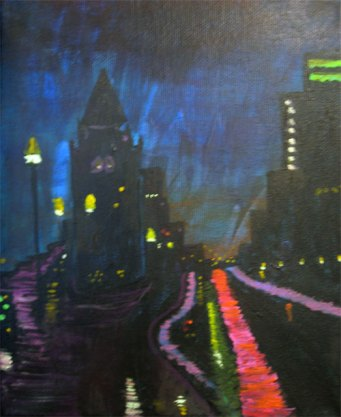 Flatiron Building, $150