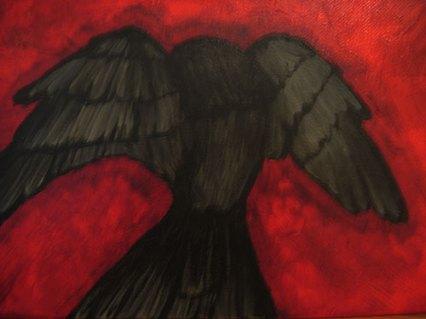 Raven, $100