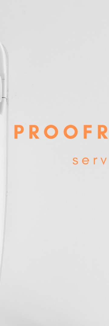 Proofreading packs