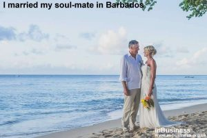 Russell Bowyer getting married in Barbados