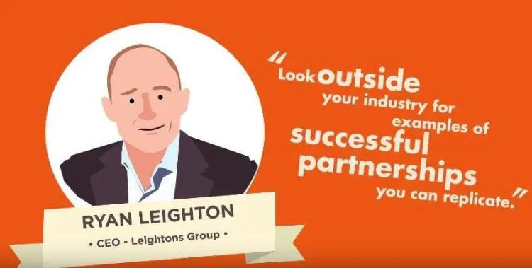 Partnership Marketing for audience growth - Ryan leighton - innovate UK