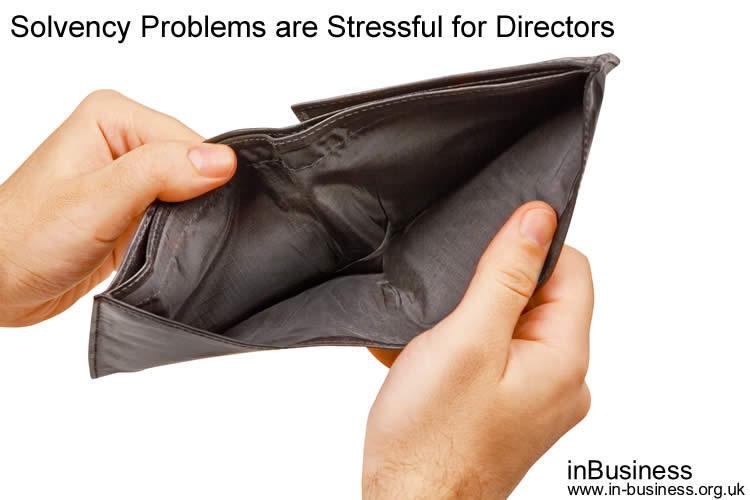 Solvency ratio formula - Solvency Problems are Stressful for Company Directors