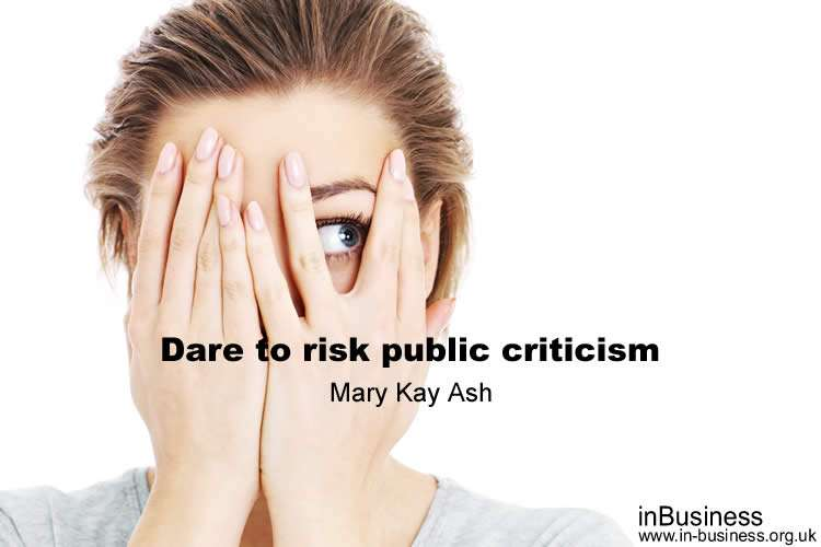 Dare to risk public criticism and self publish your own book or novel