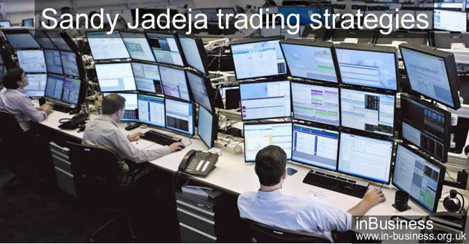 Sandy Jadeja - Trading strategies