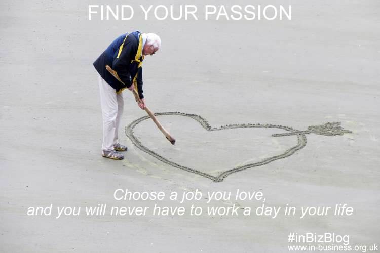 Interpreneur - Choose a job you love and you will never have to work a day in your life