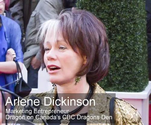 Arlene Dickinson net worth