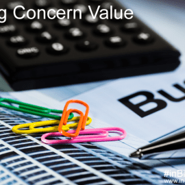Going concern value