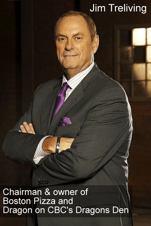 Pizza Jim Treliving net worth