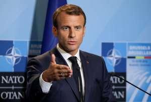 Ο Macron λέει ότι θα έπαιρνε το εμβόλιο AstraZeneca εάν είχε προσφερθεί