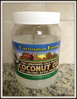 Coconut Oil for Oil Pulling
