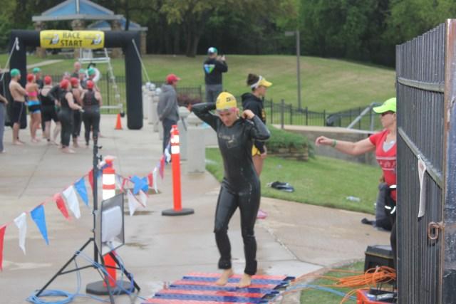 My Third Triathlon - King Tut