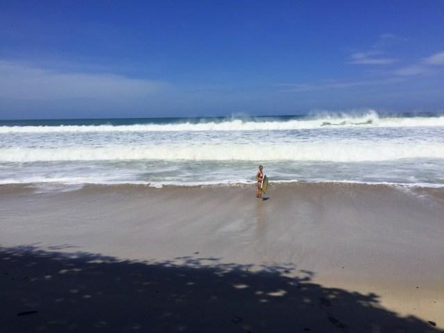 Santa Teresa Beach, Costa Rica