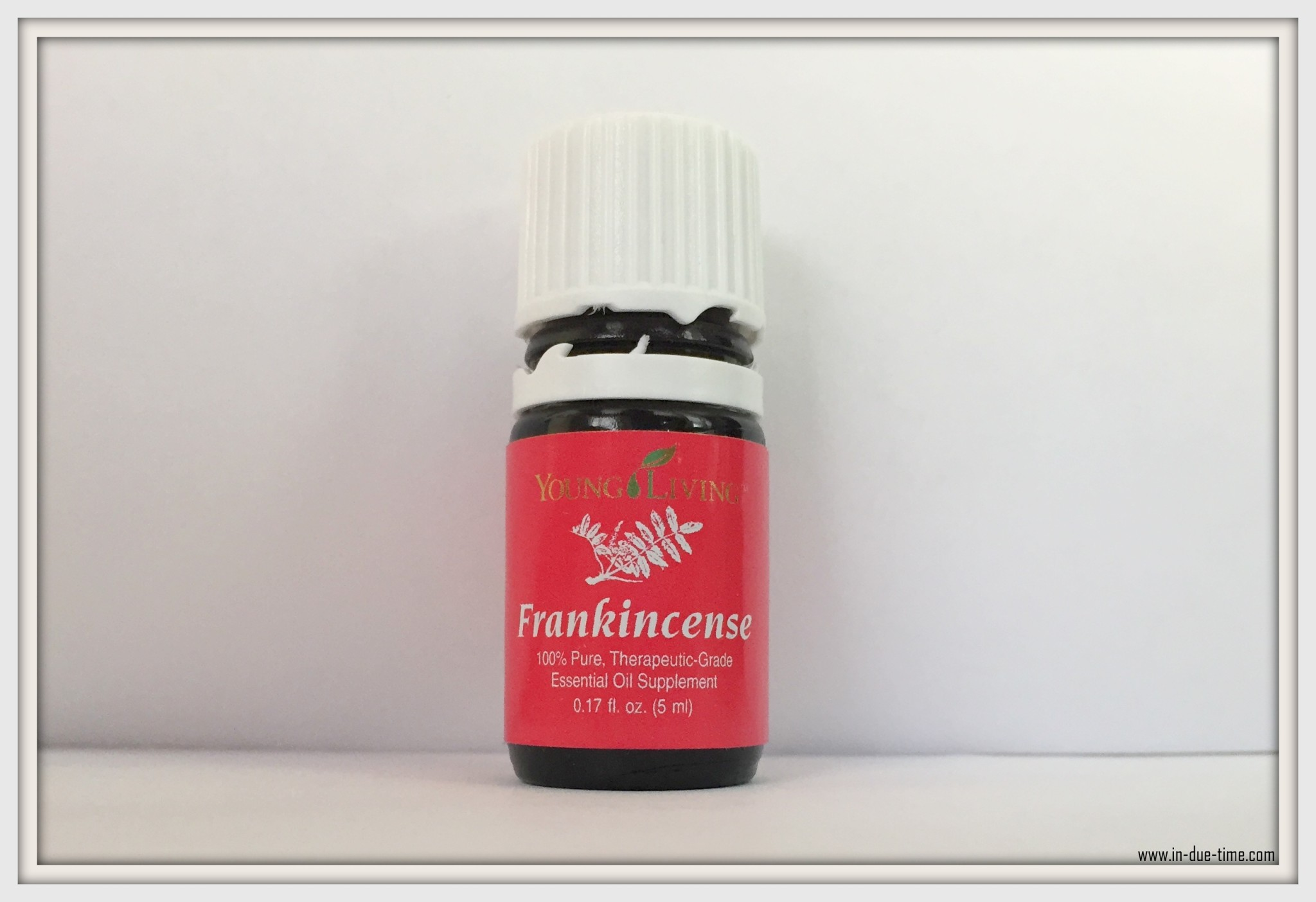 Frankinsence Essential Oil YL