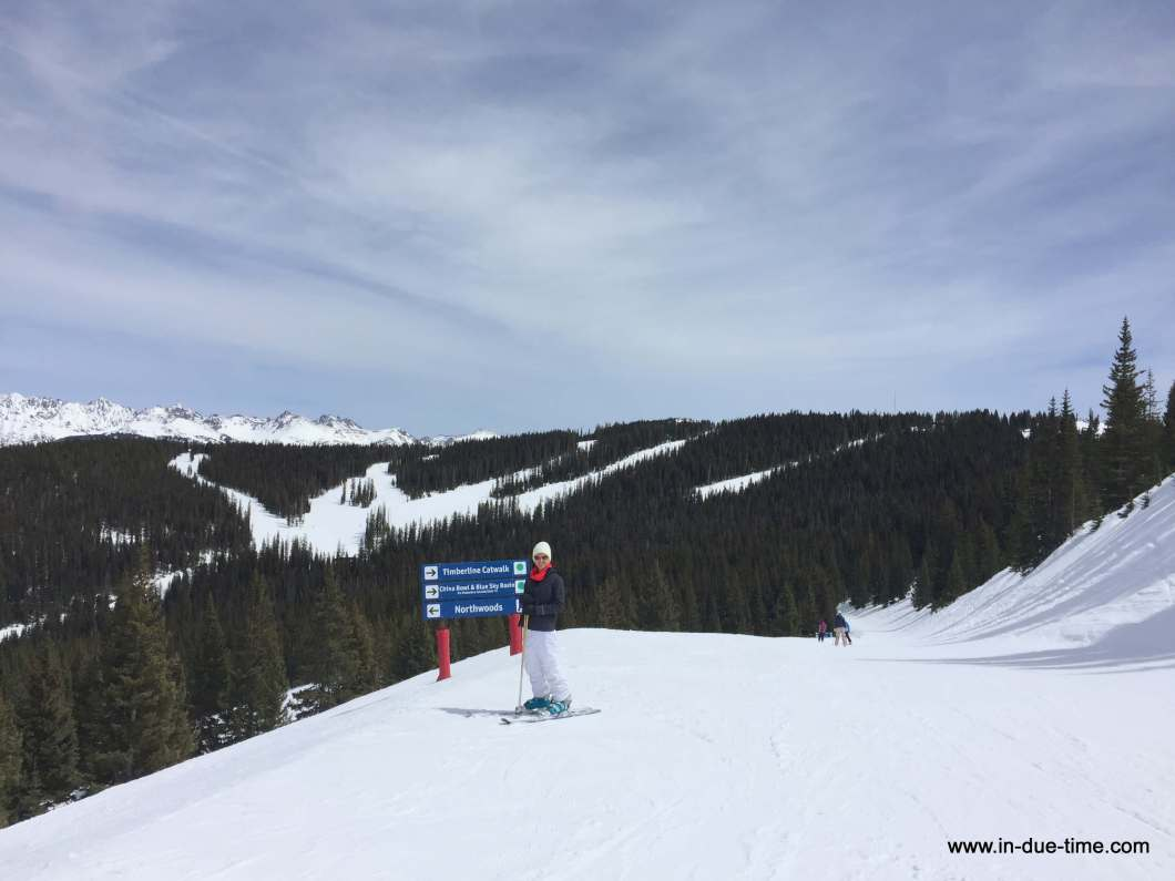 Colorado Ski Trip - In Due Time Blog
