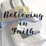 Believing in Faith