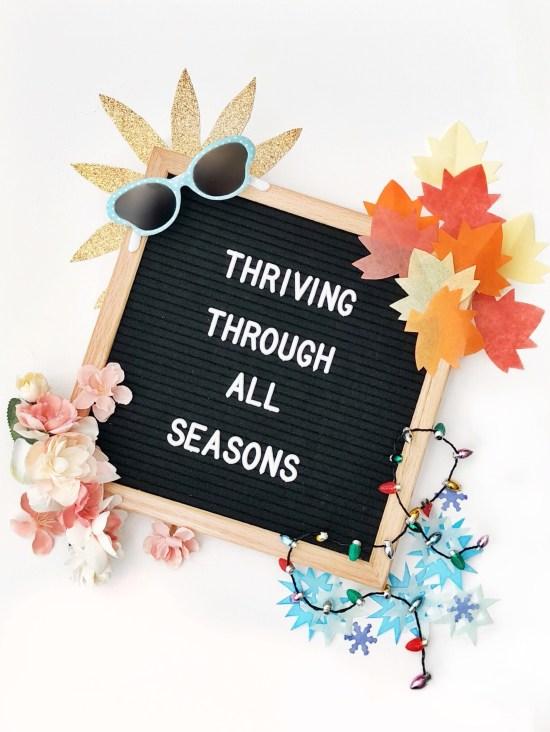 Thriving Through All Seasons