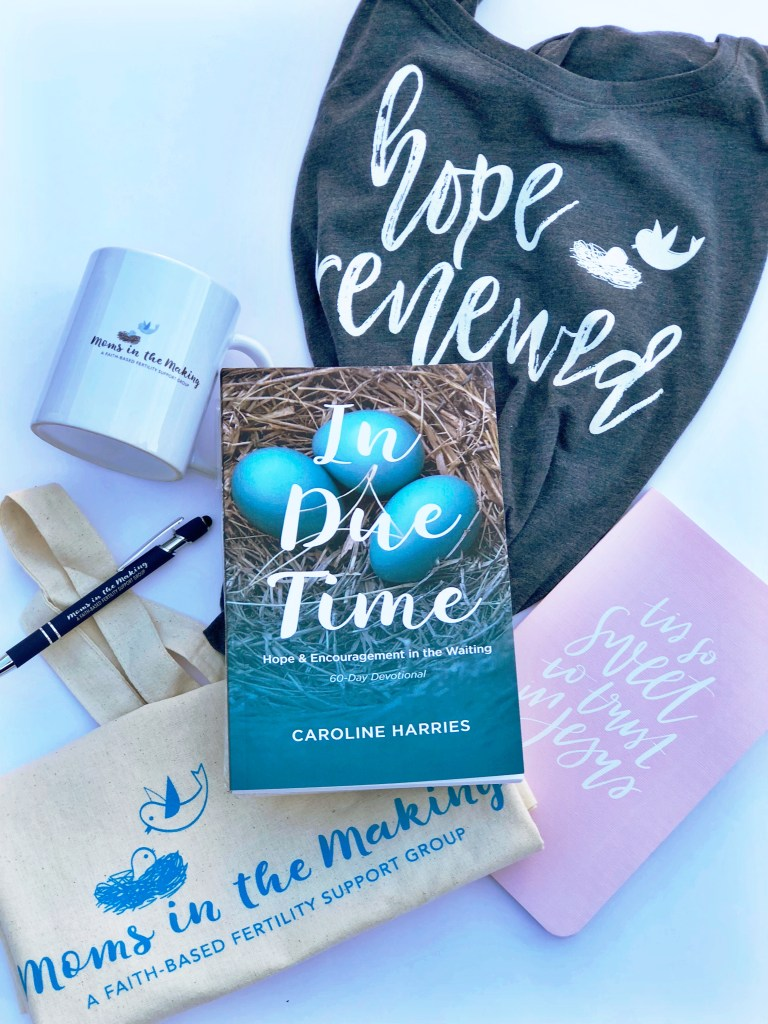 In Due Time Bundle Giveaway