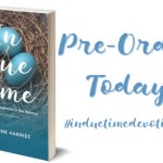 In Due Time Book: Pre-order TODAY!