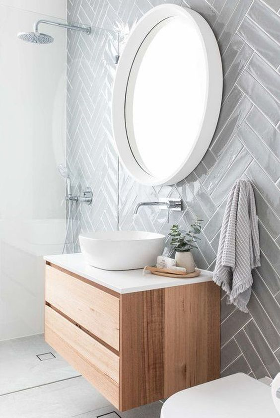 add more space to your bathroom with storage drawers and trays