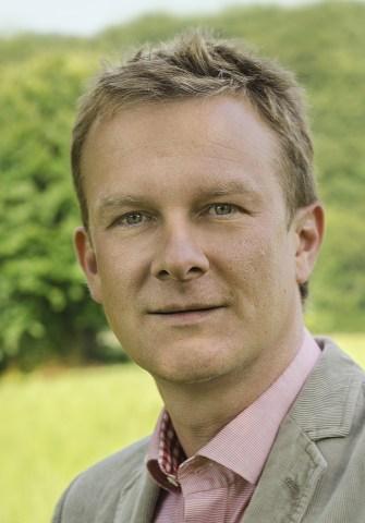 Maik Außendorf tritt für die Grünen an