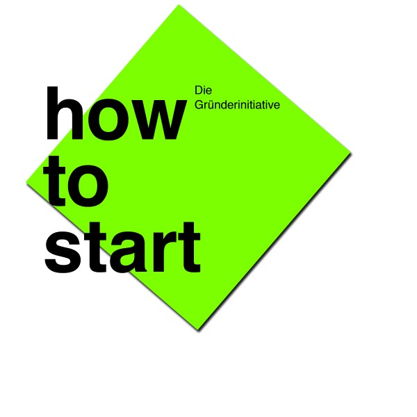 How to Start Logo 1