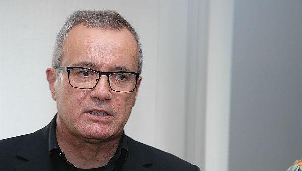 Bernd Martmann, Vorstand des Stadtentwicklungsbetriebs und Leiter des städtischen Immobilienbetriebs