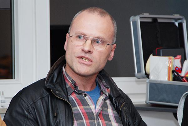 Peter Tschorny (Die Linke) argumentierte für eine Vereinsgründung