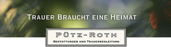 Pütz-Roth: Bestattungen und Trauerbegleitung