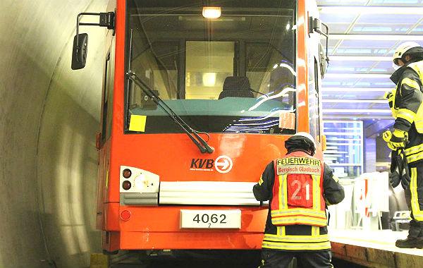 Feuerwehr KVB Zug 600