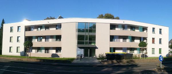Wohnraum ist in Bergisch Gladbach relativ teuer. Dennoch funktioniert es, Flüchtlinge bei privaten Vermietern unter zu bringen