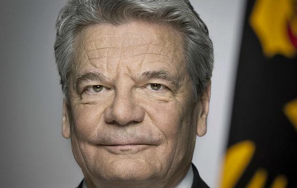 Bundespräsident Joachim Gauck hat sich in Bergisch Gladbach angesagt