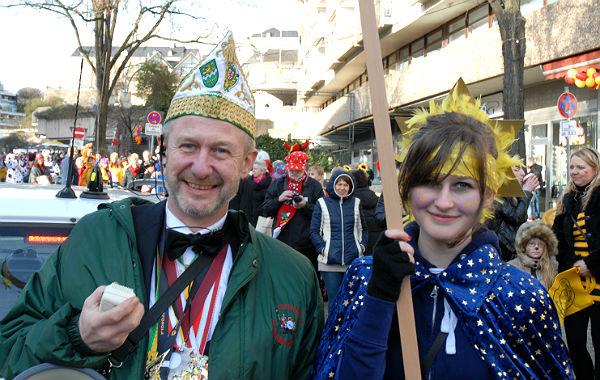 Karnevalszug Bensberg 2016 15