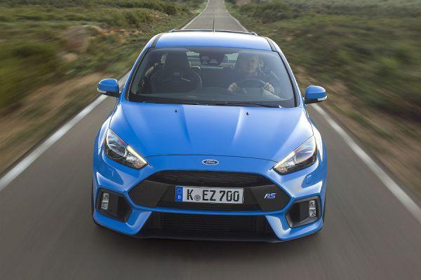 Kraft ohne Ende per Flatrate? Der Focus RS. Werksfoto