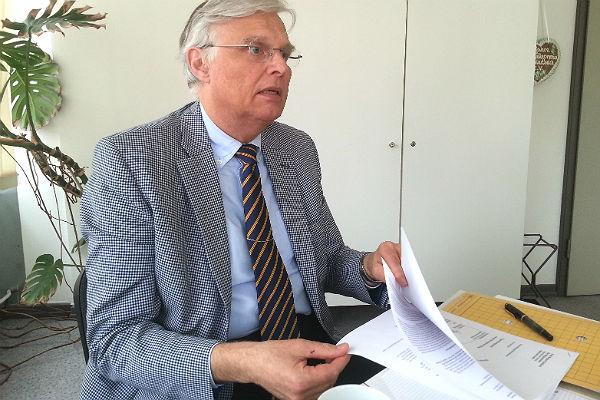 Jürgen Mumdey, Kämmerer der Stadt Bergisch Gladbach