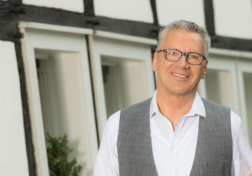 Nikolaus Kleine ist Kandidat der SPD für die Bundestagswahl im Rheinisch-Bergischen Kreis (Wahlkreis 100)