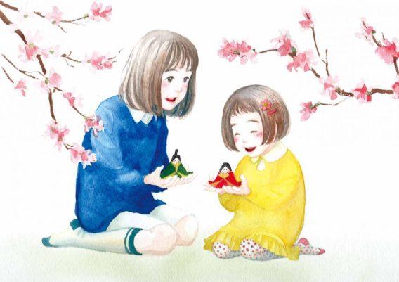 The Girl's Day in Japan