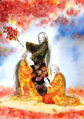 Leaf Peeping (a Kagura Dance Program)