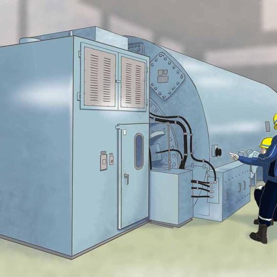 東日本電気エンジニアリング株式会社(TEMS) Website用イラスト (下層サイト)