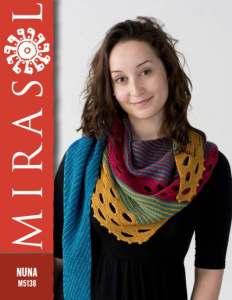 Paracas shawl
