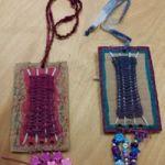 woven jewelry