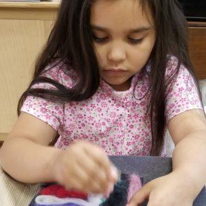 child needlefelting
