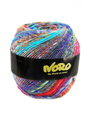 Noro Ito multi colored wool yarn