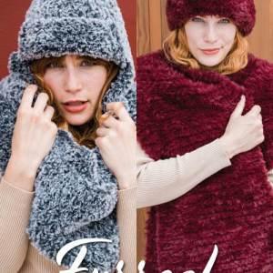 hat pattern in furreal