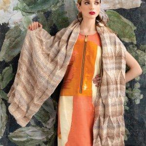 Origami-shawl