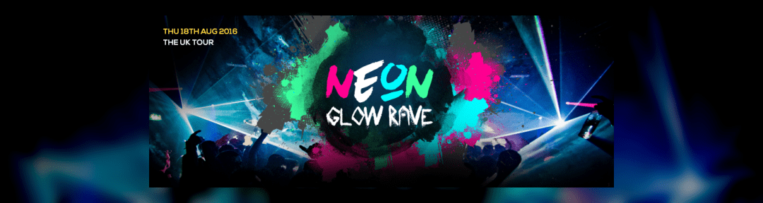 Neon Glow Rave Leeds Biggest A Level Results Party! on Thu 18th Aug 2016 at Propaganda's Attic, Leeds   Fatsoma
