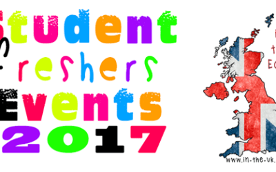 Freshers Tickets for Events in the East of England