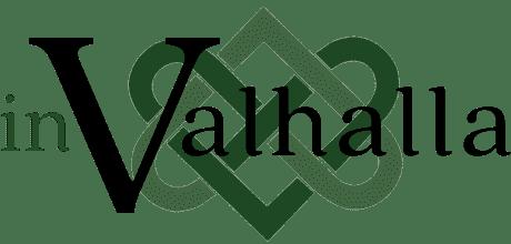in Valhalla Logo
